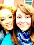 Selfie w/ Chaley Rose